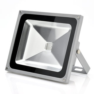 Outdoor Security LED Light - Waterproof, 50W, RGB Color Change