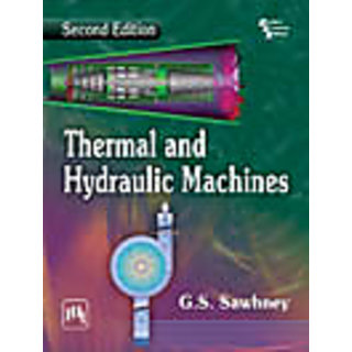 THERMAL AND HYDRAULIC MACHINES , SECOND EDITION