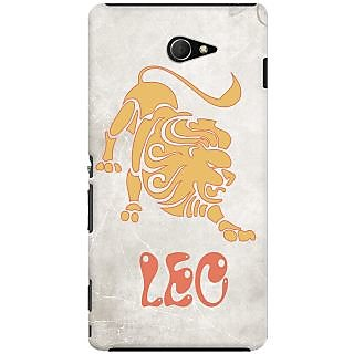 Kasemantra Leo Case For Sony Xperia M2