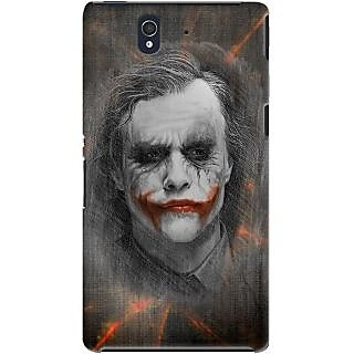 Kasemantra Heath Ledger Case For Sony Xperia Z