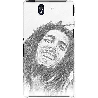 Kasemantra Legend Bob Marley Case For Sony Xperia Z
