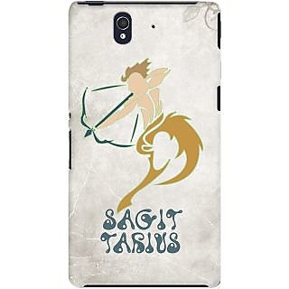Kasemantra Sagittarius Case For Sony Xperia Z