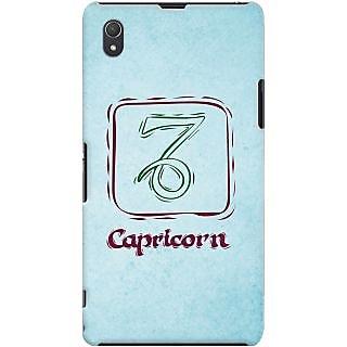 Kasemantra Smart Capricorn Case For Sony Xperia Z1