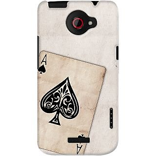 Kasemantra Ace Of Spades Case For Htc One X