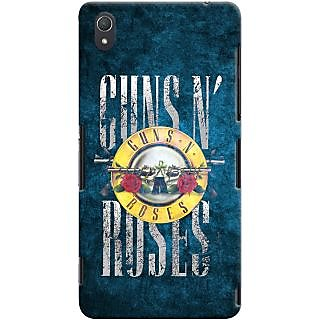 Kasemantra Guns N Roses Case For Sony Xperia Z3