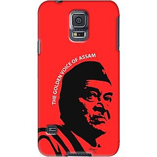 Kasemantra Bhupen Hazarika Case For Samsung Galaxy S5 Sm-G900