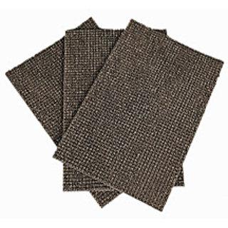 Grey Truf Door Mat Set Of 3 (R1122)