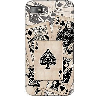 Kasemantra Card Family Case For Blackberry Z10