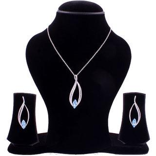 Bracelet, Earrings & Pendant