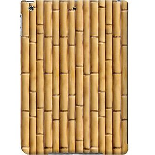 Kasemantra Bamboo Texture Case For Apple Ipad Air