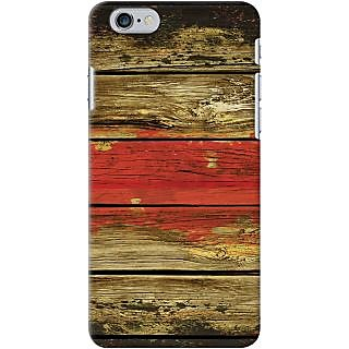 Kasemantra Textured Wood Case For Apple Iphone 6