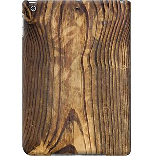Kasemantra Wooden Texture Case For Apple Ipad Air