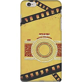 Kasemantra Reelcamera Case For Apple Iphone 6 Plus