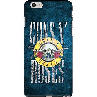 Kasemantra Guns N Roses Case For Apple Iphone 6 Plus