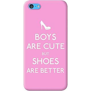Kasemantra Boys Are Cute But Case For Apple Iphone 5C