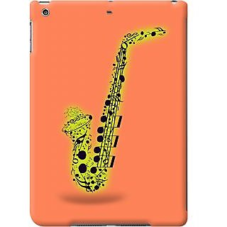 Kasemantra Saxophone In Pink Case For Apple Ipad Air
