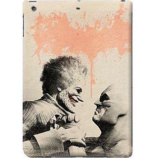 Kasemantra Joker Vs Batman Case For Apple Ipad Air
