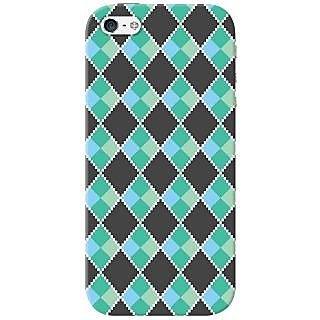 Kasemantra Magical Frills Case For Apple iPhone 5, Apple iPhone 5S