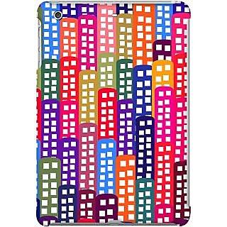 Kasemantra Multicoloured Lights Case For iPad Mini