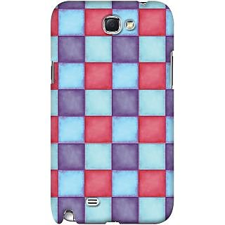 Kasemantra Pallette of colours Case For Samsung Galaxy Note 3 N9000