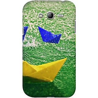 Kasemantra Paper Boats Case For Samsung Galaxy Grand Duos I9082