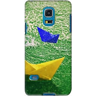Kasemantra Paper Boats Case For Samsung Galaxy S5 SM-G900