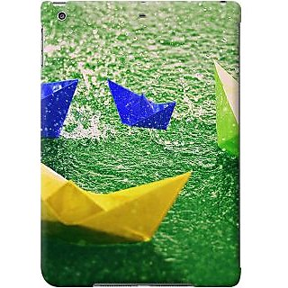 Kasemantra Paper Boats Case For iPad Air