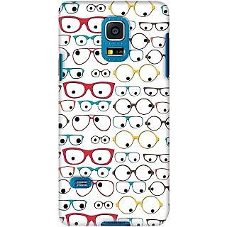 Kasemantra Quirky Spectacles Case For HTC One M7