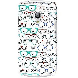 Kasemantra Retro Specs Case For Samsung I9300 Galaxy S3