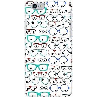 Kasemantra Retro Specs Case For iPhone 6 Plus