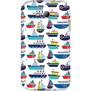Kasemantra River Boats Case For Samsung Galaxy Grand Duos I9082
