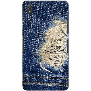 Kasemantra Rugged Jeans Case For Sony Xperia Z3