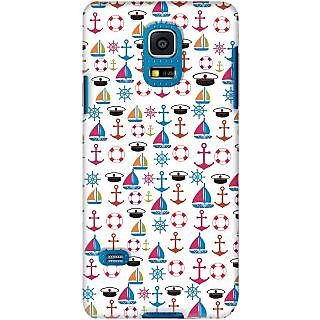 Kasemantra Sail The Boat Case For Samsung Galaxy S5 SM-G900