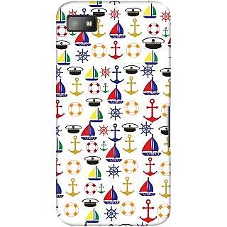 Kasemantra Sailor on Duty Case For Blackberry Z10