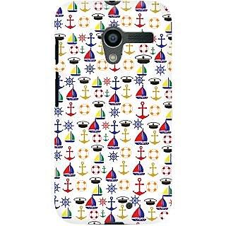 Kasemantra Sailor on Duty Case For Motorola Moto X