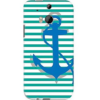 Kasemantra Secure Anchor Case For HTC One M8
