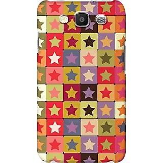 Kasemantra Star In Square Case For Samsung Galaxy S III Mini I8190