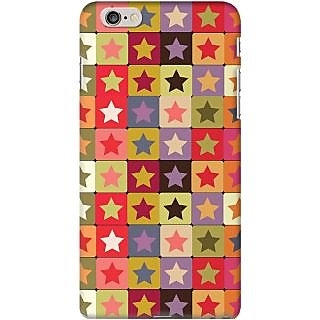 Kasemantra Star In Square Case For iPhone 6