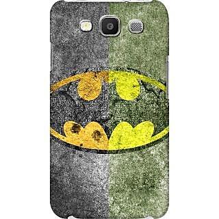 Kasemantra Superhero Batman  Case For Samsung Galaxy S III Mini I8190