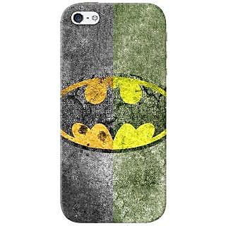 Kasemantra Superhero Batman  Case For Apple iPhone 5, Apple iPhone 5S