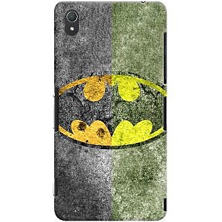 Kasemantra Superhero Batman  Case For Sony Xperia Z3