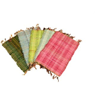 handloom door mat r1303 set of 5