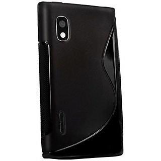 Totta S-line Silicone Back Case For LG Optimus L5 2 Dual E455
