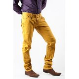 Men's Yellow Spy Chinos Pant