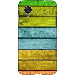 Kasemantra Wood In Colors Case For Google Nexus 5
