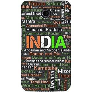Kasemantra My India Typo Case For Google Nexus 6