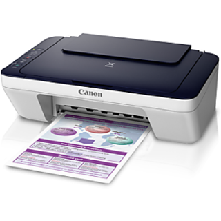 Canon E400 Multi-function Inkjet Printer (Grey)