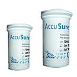 Dr Gene AccuSure Gold Strips  (25)