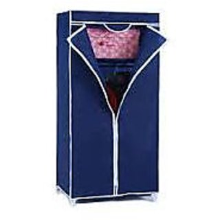 Folding Wardrobe Cupboard Stylish  Space Saving Almirah Best Quality available at ShopClues for Rs.1799
