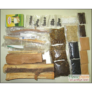 Hindu Pujan Navratri Hawan Item Package